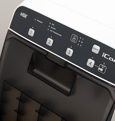 ハンドピース自動洗浄器